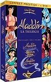 Coffret trilogie aladdin : aladdin / le retour de jafar / aladdin et le roi des voleurs