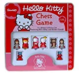 Hello Kitty Chess Game