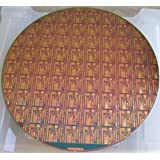 """8"""" IC Microchip Pattern Silicon Wafer Made by Copper Process"""