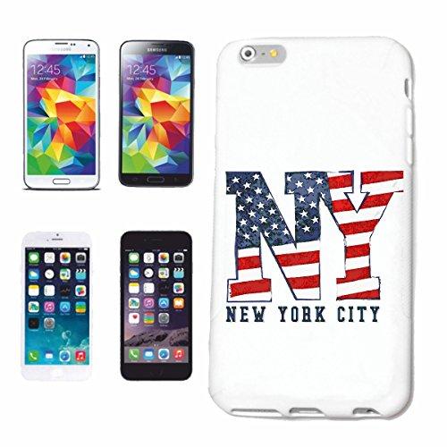 caja del teléfono iPhone 7S NEW YORK NEW YORK América California EE.UU. RUTA 66 CAMISA motorista de la motocicleta de NEW YORK NY LIBERTAD DE LOS ESTADOS UNIDOS DE BRONX BROOKLYN LOS ÁNGELES MANHATTA