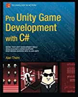 Pro Unity Game Development with C# Front Cover