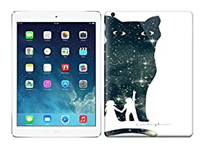 Loving Pop bling bling star cat and couple phone case for ipad air