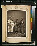 Photo: Studio Models, Province of Yemen, Ottoman Empire, Hudeida, Muslim, Ulama, A'alim, 1873 . Size