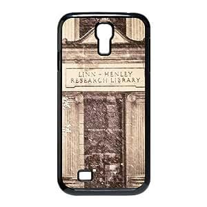 Samsung Galaxy S 4 Case, linn henley research library Case for Samsung Galaxy S 4 Black