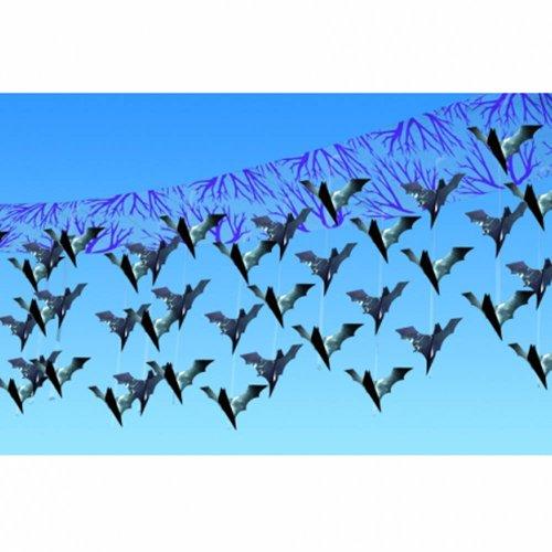 Bat Halloween Ceiling Decorations