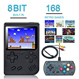 weikin Handheld Game Console, 168 Classic Games 3