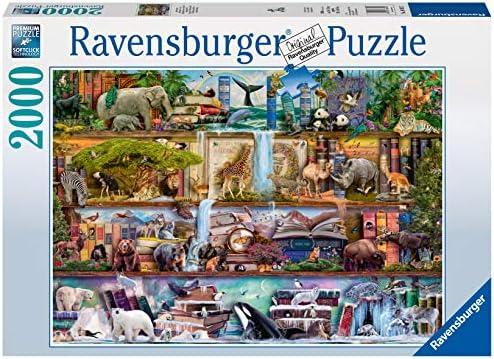 Ravensburger Aimee Stewart: Großartige Tierwelt