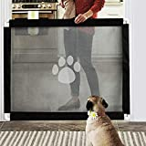 FREESOO Pet Gates Barrier Safety Net for dog Universal Mesh Fence Durable Guard Blocks Dogs Access 80cm x 100cm