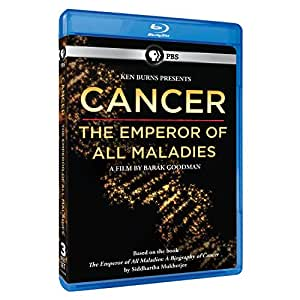 Ken Burns: Story of Cancer / Emperor of All [Blu-ray]