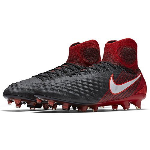 Nike Pro Ultimate, Maglia senza maniche da uomo Nero/Bianco/Rosso