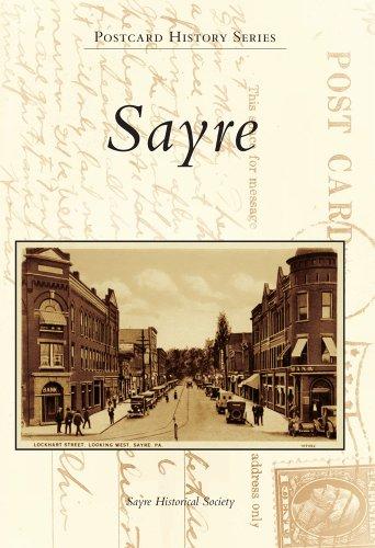 Sayre (Postcard History)
