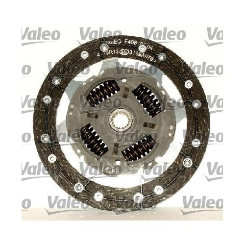 Amazon.com: VALEO Clutch Kit with Slave Cylinder Fits FORD Fiesta Fusion MAZDA 2 2001-: Automotive