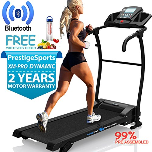 Prestige Sports XMPRO Dynamic Treadmill - 2018...