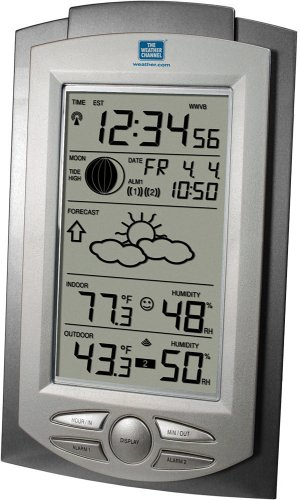 La Crosse Technology Weather Channel WS-9031TWC Projection Weather Station -