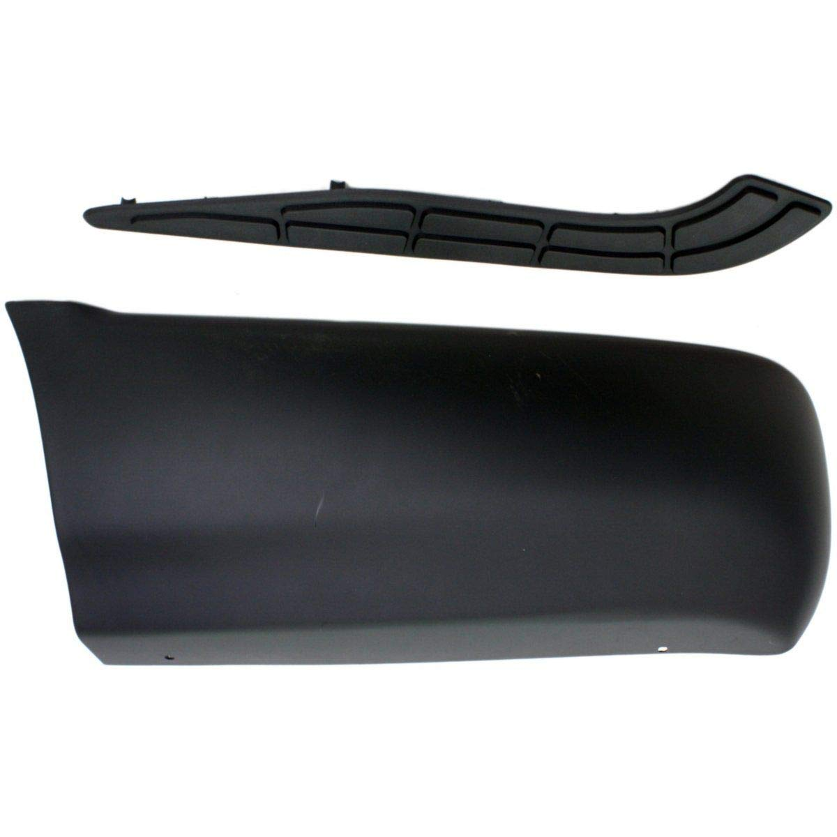 New Front Left Driver Side Quarter Panel Extension For 1994-2003 GMC Sonoma Pickup And Chevrolet S10 Primed, Stepside, Standard Cab Pickup GM1702109 Fitrite Autoparts
