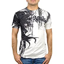 Affliction Men's Indian Chief T-Shirt