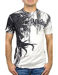 Affliction Men's Indian Chief T-Shirt