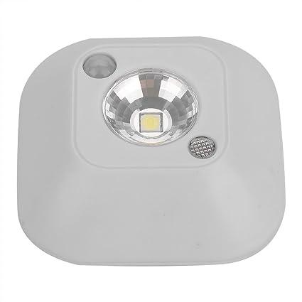 Fdit Luz de Noche LED Sensor de Movimiento Mini Luz ...