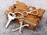 Keychain for Women AlphaAcc Purse Charms for