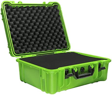 20 x 16.75 x 9.5 Air-Tight with Customizable Foam Insert DL Wholesale Grow1 Protective Hard Case
