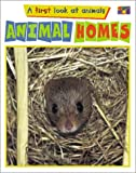 Animal Homes, Diane James, 1587288591