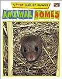 Animal Homes, Diane James, 1587288605