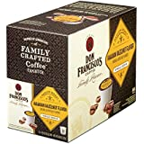 Don Francisco's Hawaiian Hazelnut Flavored, K-Cup Coffee Pods, 24 Count