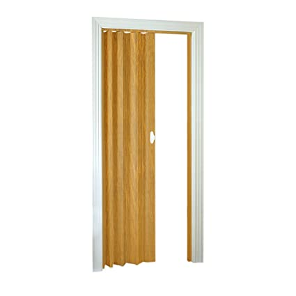 Spectrum HSROYAL3280RO ROYALE Folding Door, 32 x 80-Inch, Rustic Oak ...
