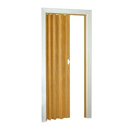 Spectrum HSROYAL3280RO ROYALE Folding Door, 32 x 80-Inch, Rustic Oak ...