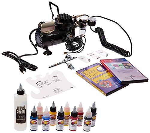 Iwata Cake Decorating Airbrush Kit : Iwata-Medea Deluxe Airbrush Set - Airbrush Kits