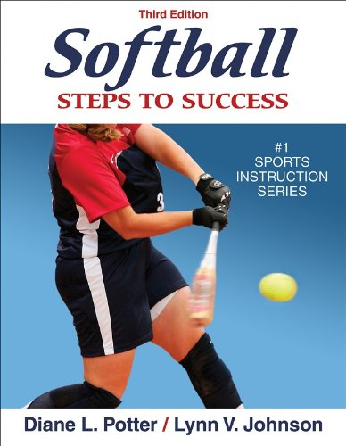 Softball: Steps to Success, Third Edition (Steps to Success Sports Series) by Human Kinetics