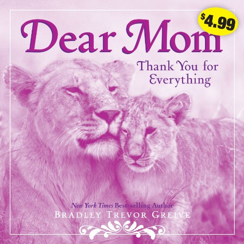 dear mom thank you for everything 感想 bradley trevor greive 読書