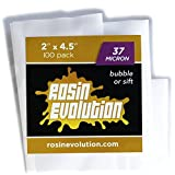 "Rosin Evolution Press Bags - 37 micron screens (2"" x 4.5"") - 100 pack"
