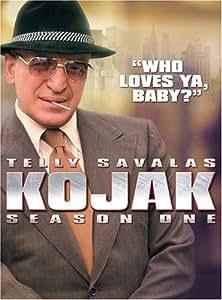 Kojak: The Complete First Season