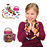 B. Toys  – Official Pop Arty! Beauty Pops – Pop Beads Jewelry Making Kit for 4, 5, 6, 7 Year Old Girls – BPA Free Necklace Bracelet Rings Creativity DIY Set – Arts and Crafts Gifts for Kids (150PCS)
