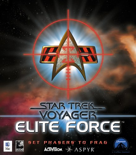 Star Trek Voyager: Elite Force  - Mac (Best Star Trek Computer Games)