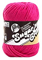 Lily Sugar 'n Cream 100% Cotton Yarn ~ HOT PINK # 1740 ~ 2.5 oz. Skeins by the Each