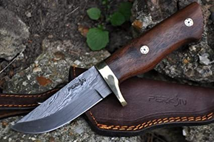 Amazon.com: Venta – Custom hecho a mano damasco cuchillo de ...