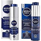 Niveamen - Active age, crema de noche 6 en 1 regeneradora