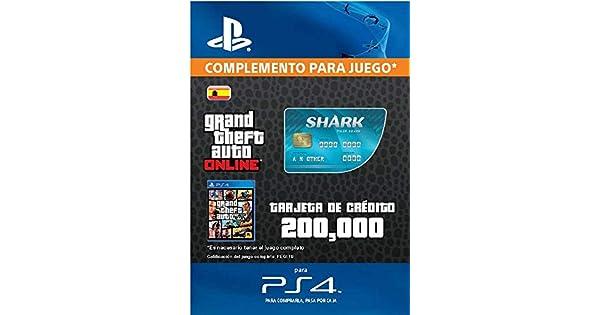 Grand Theft Auto Online - GTA V Cash Card | 200,000 GTA ...
