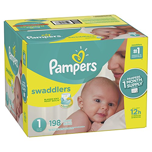 Expert choice for pampers swaddlers size 6 100 count