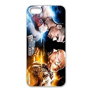Bundle Cover Friendly Phone Case Custom Design With Wwe John Cena Protective Case 234 For Apple Iphone 5 5S Cases At ERZHOU Tech Store