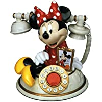 Telemania Minnie Mouse Desk Phone