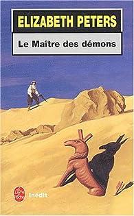 Le maître des démons par Elizabeth Peters