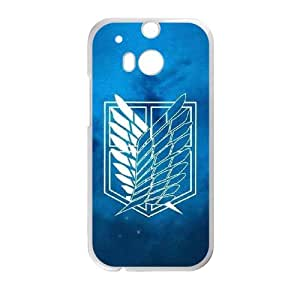 ATTACK ON TITAN for HTC One M8 Phone Case