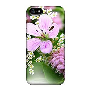 Iphone 5/5s Case Cover With Shock Absorbent Protective JRNVLet4287KIfHt Case
