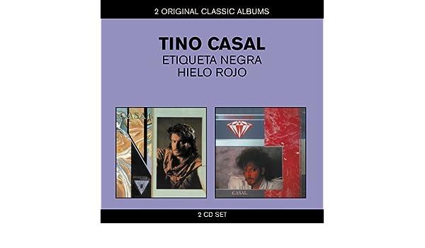 Classic Albums: Etiqueta Negra/Hielo Rojo-2 CD: Casal, Tino ...