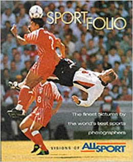 Book Sportfolio: Visions of Allsport