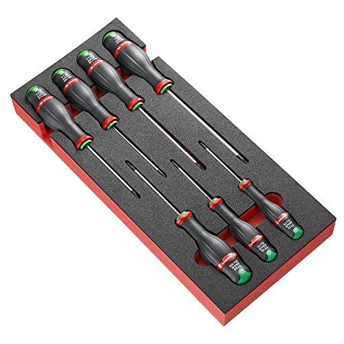 Schaumstoffeinlage MODM.A4 FACOM Modul mit 9 Schraubendrehern Protwist®