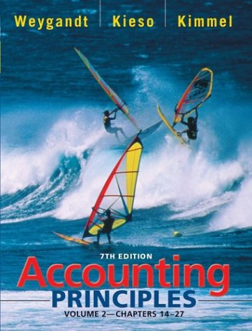 Accounting Principles, Chapters 14-27 (Volume II)